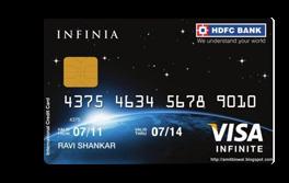 HDFC Bank Infinia Credit Card Benefits & Features 1