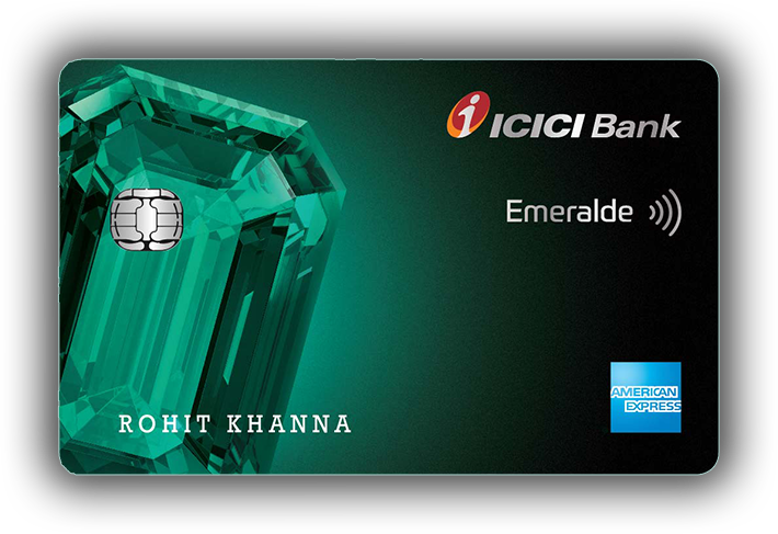 ICICI Bank Emeralde Credit Card review 1
